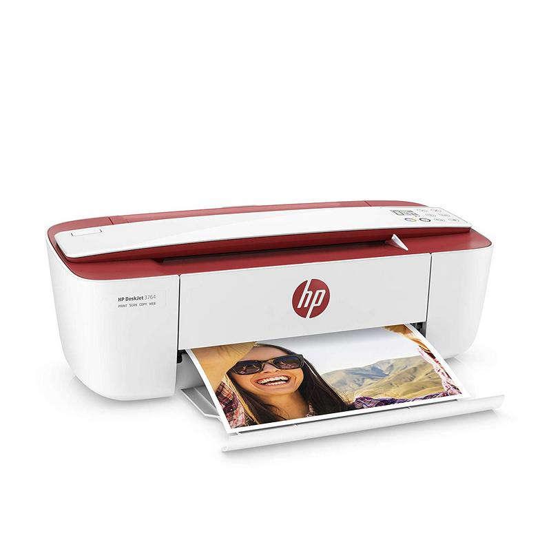 Impresora Multifunción HP DeskJet 3764 WiFi