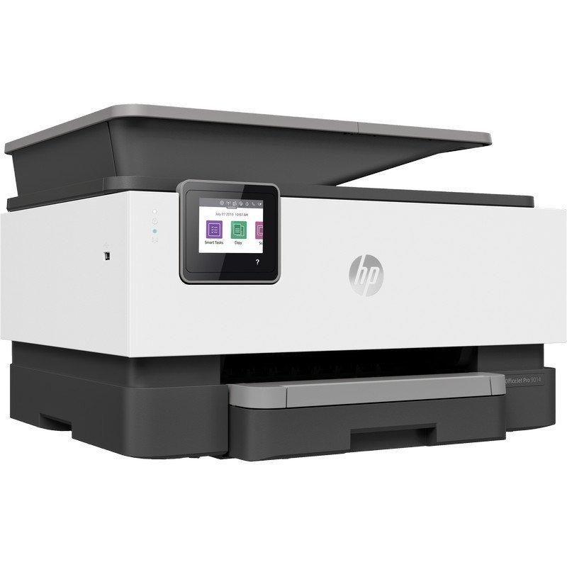 Impresora Multifunción HP OfficeJet Pro 9014 WiFi Fax Dúplex