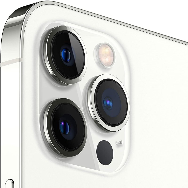 Apple iPhone 12 Pro Max 128GB Plata - MGD83QL/A