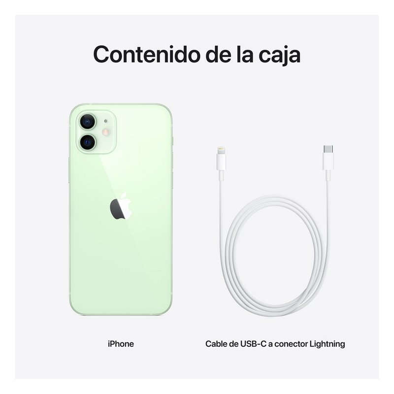 Apple iPhone 12 64GB Verde