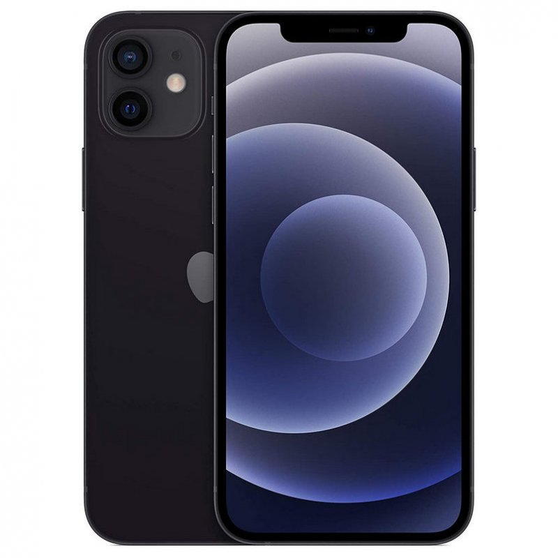 Apple iPhone 12 256GB Negro