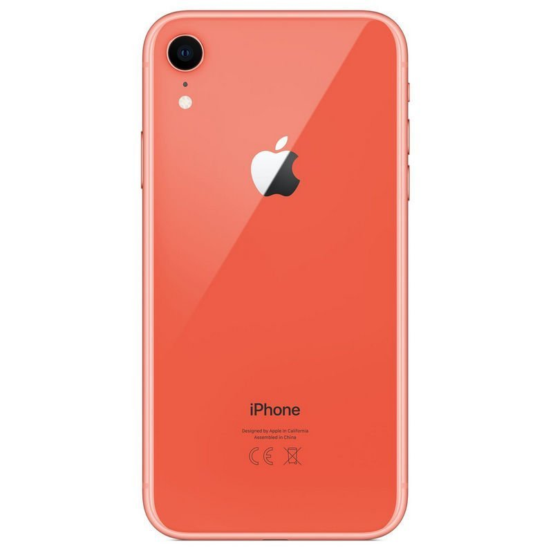 Apple iPhone XR 128GB Coral - MH7Q3QL/A