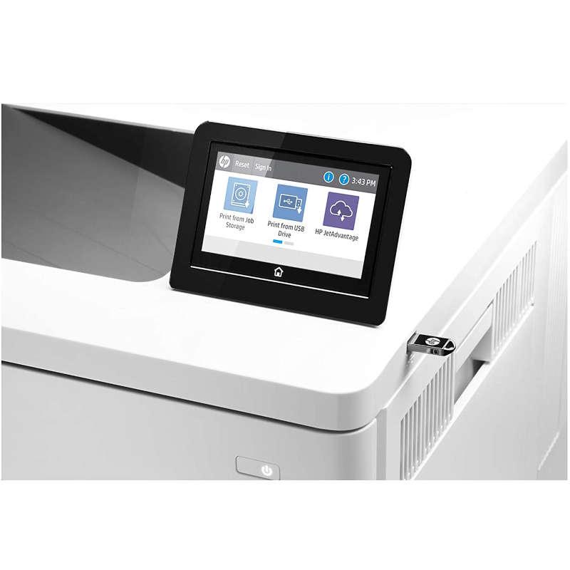 Impresora Láser HP Color LaserJet Enterprise M555dn