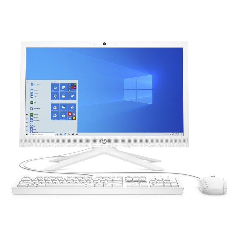 PC HP All in One 21-B0007NS Celeron J4025 4GB 256GB SSD 20.7