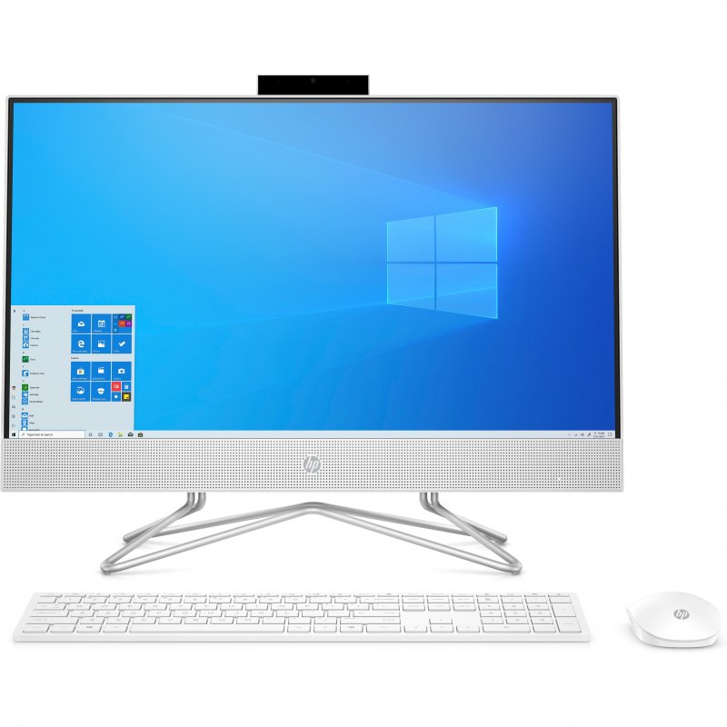 PC HP All in One 24-DF0102NS Pentium G6400T 8GB 512GB SSD 23.8