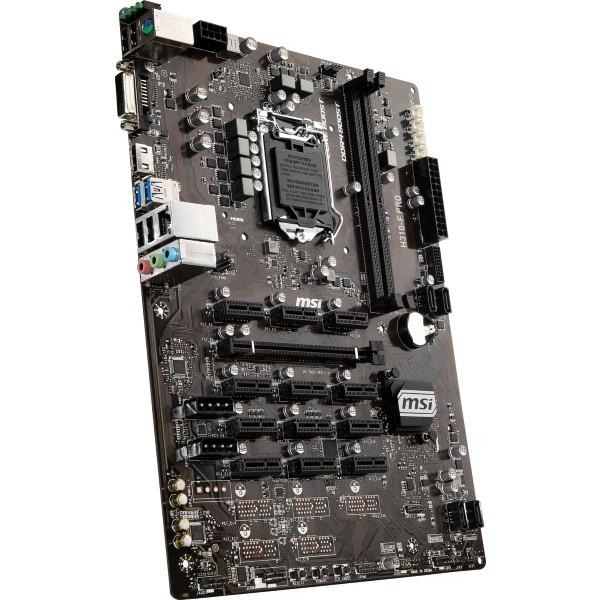 Placa Base Mining MSI H310-F PRO ATX LGA1151(300)