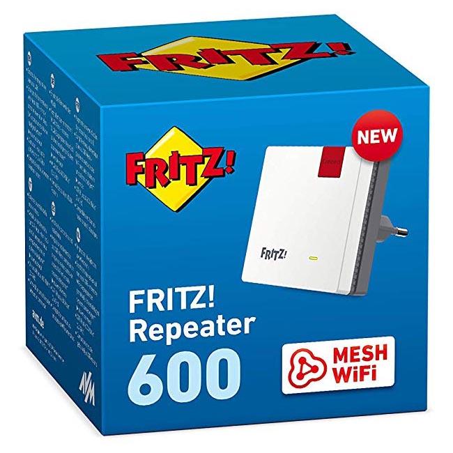 Repetidor Wireless LAN AVM Fritz! Repeater 600