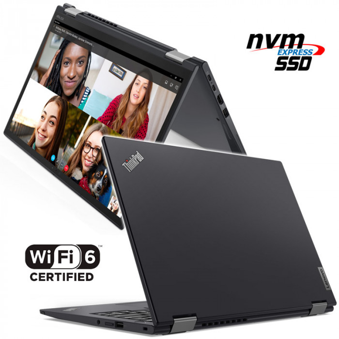 Portátil Lenovo ThinkPad X13 Yoga Gen2 i5-1135G7 8GB 256GB SSD 13.3\