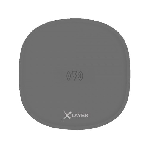 Cargador Inductivo XLayer Wireless Charging Pad Family Single Anthracite