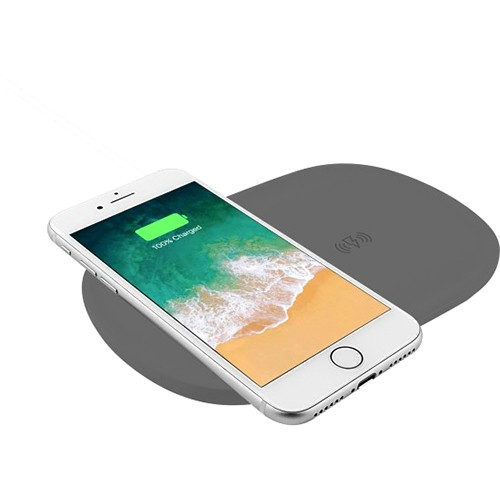 Cargador Inductivo XLayer Wireless Charging Pad Family Double Anthracite