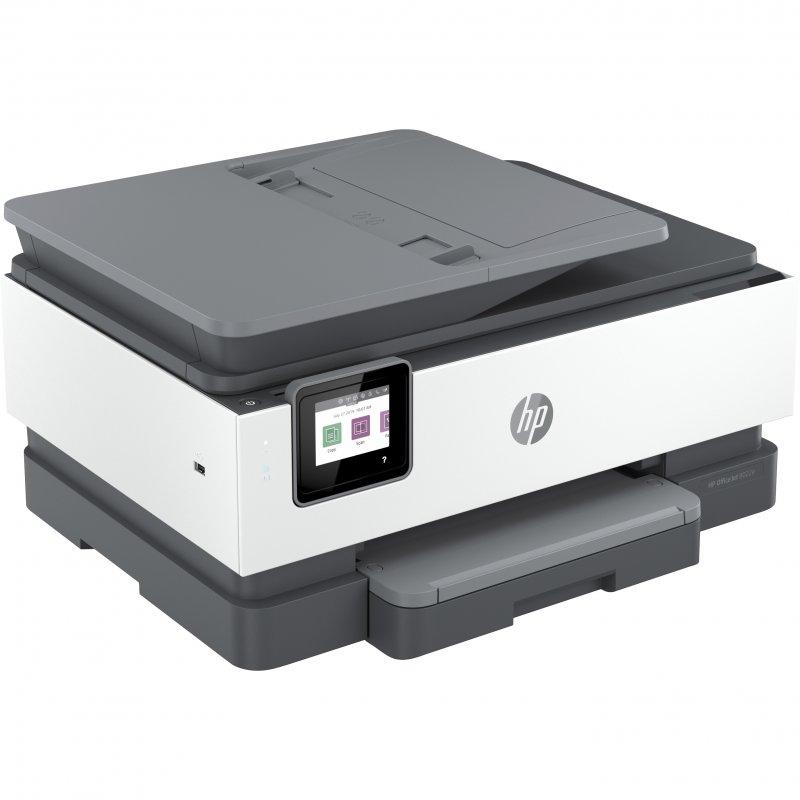 Impresora Multifunción HP Officejet Pro 8022e WiFi / Fax / Dúplex