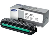 Samsung CLT-K505L Toner original Negro