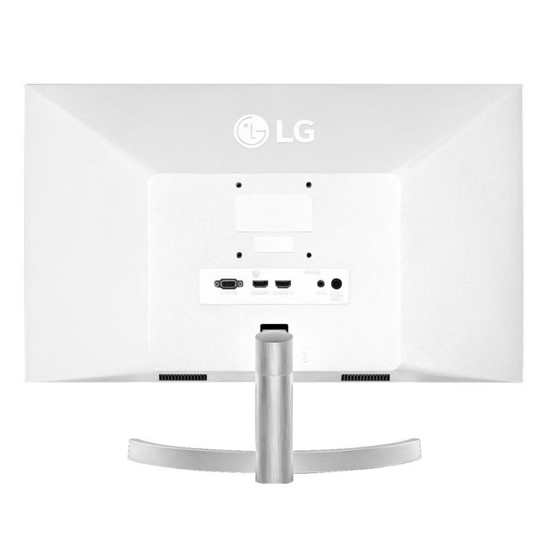 Monitor LG 24MK600M-W 24\