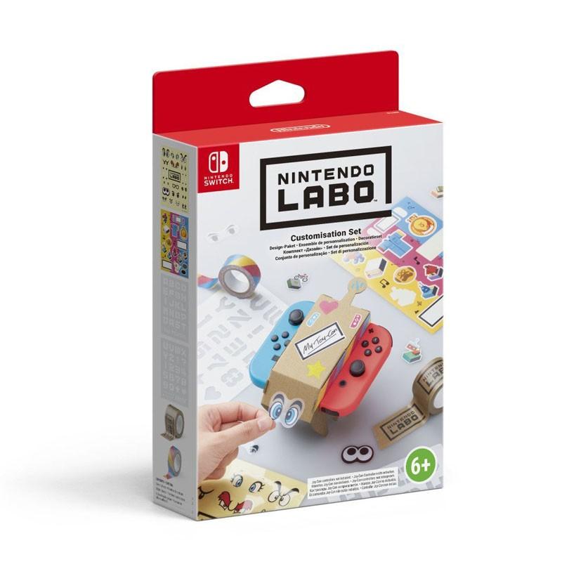 Nintendo Switch Nintendo Labo Set de Personalización