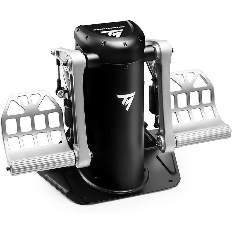 Sistema de Timón para Simulación de Vuelo Thrustmaster TPR