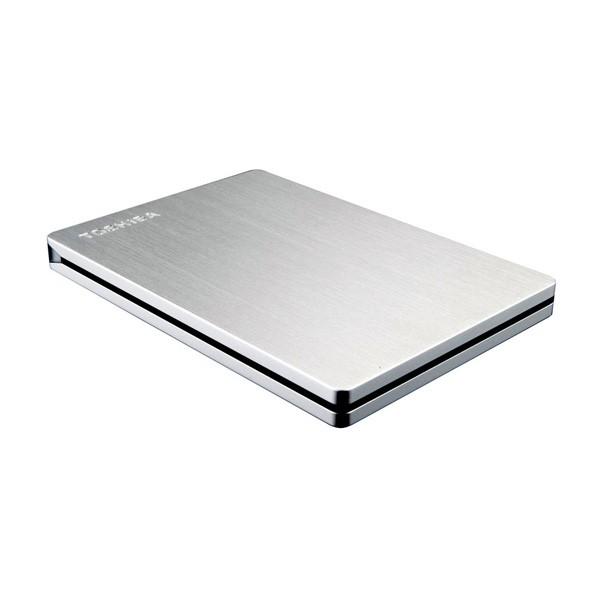 2 5 disco duro externo usb 3 0 500gb toshiba stor e slim mac for Esterno o externo