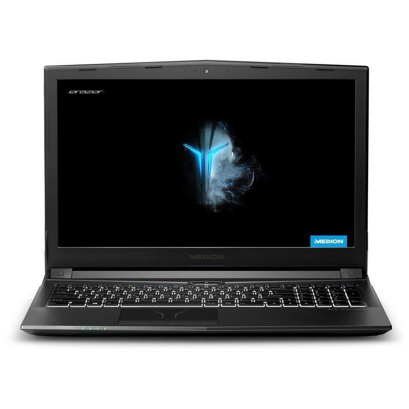 Portátil Medion Erazer MD61408 i7-8750H 8GB 256GBSSD 15.6