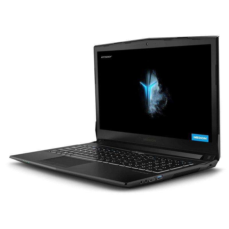 Portátil Medion Erazer P6605 MD61405 i5-8300H 16GB 256GB SSD 15.6