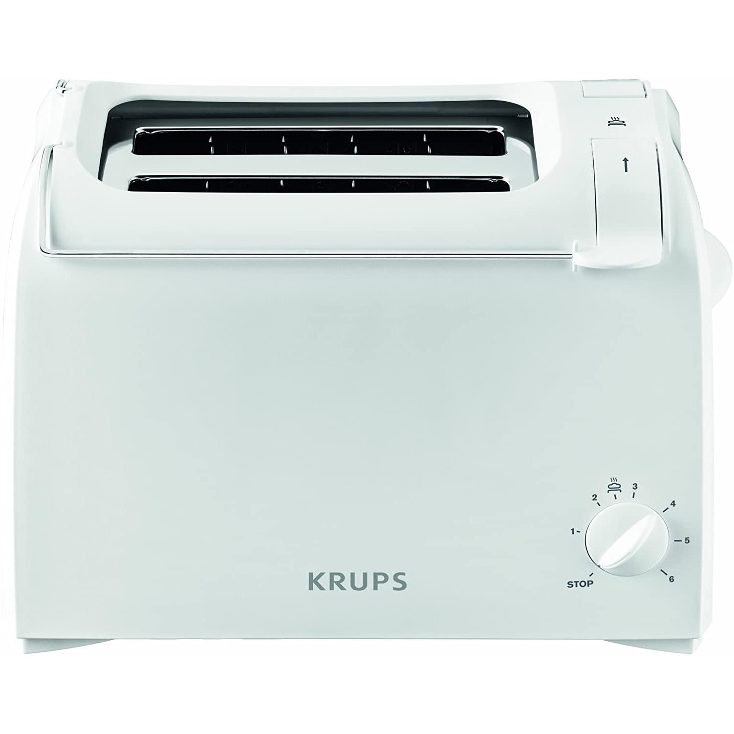 Tostadora Krup Toaster ProAroma KH1511 700W