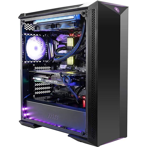 Caja PC ATX MSI MPG GUNGNIR 100