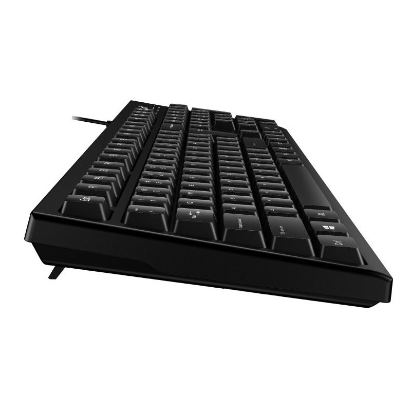 Teclado USB Genius KB-100 / Inteligente