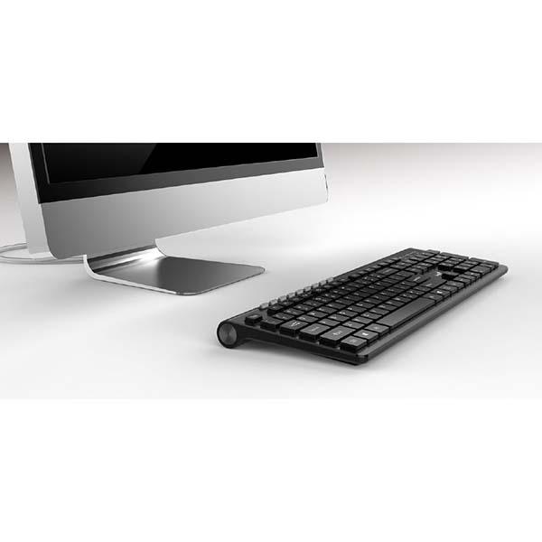 Teclado Genius Slimstar 230 USB Negro