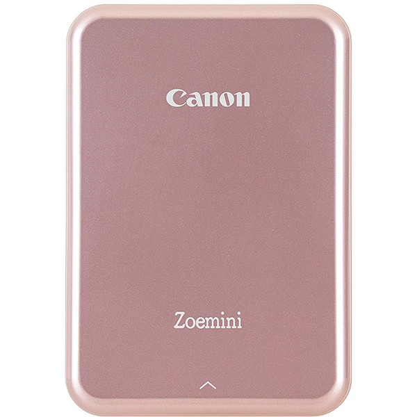 Impresora Portátil Canon Zoemini PV123 Rosa