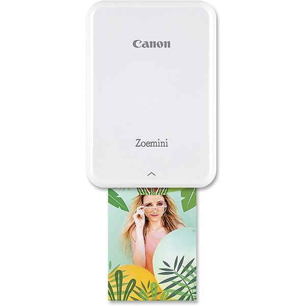 Impresora Portátil Canon Zoemini PV123 Blanca
