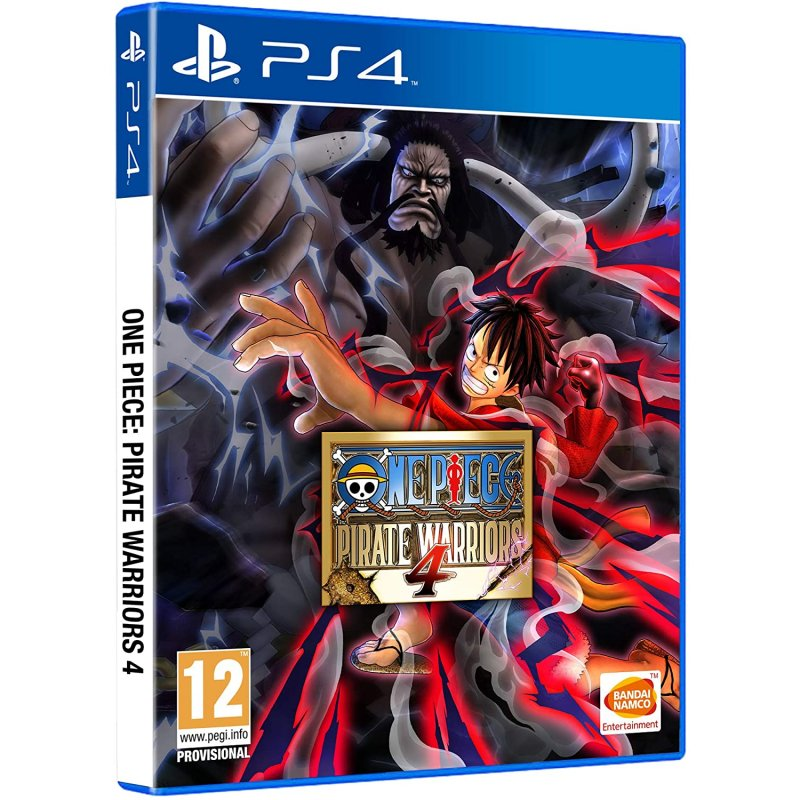 PS4 Juego One Piece: Pirate Warriors 4