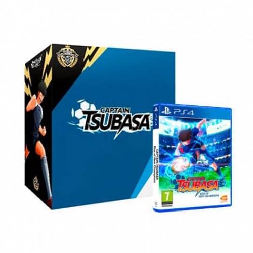 PS4 Juego Captain Tusbasa: Rise Of New Champions Edición Coleccionista