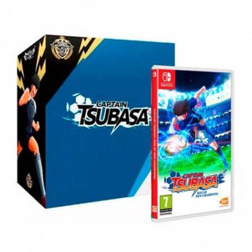 Nintendo Switch Juego Captain Tusbasa: Rise Of New Champions Ed. Coleccionista