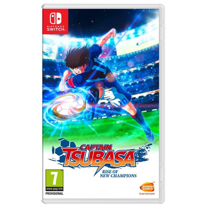 Nintendo Switch Juego Captain Tusbasa: Rise Of New Champions