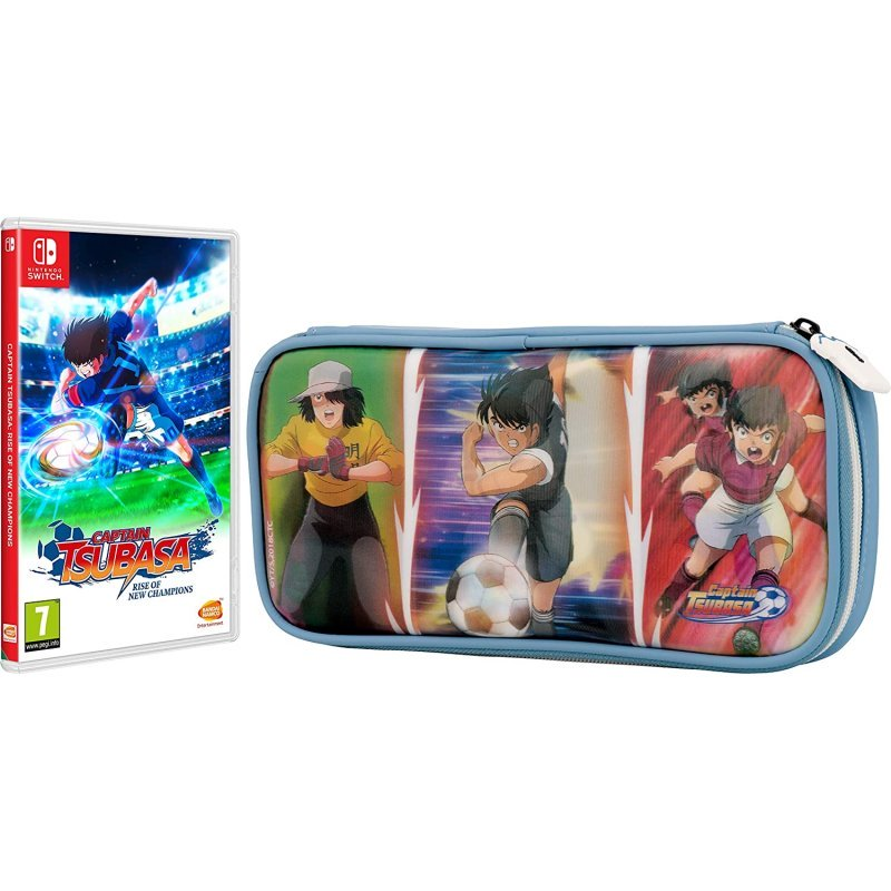 Nintendo Switch Juego Captain Tusbasa: Rise Of New Champions Edición Especial