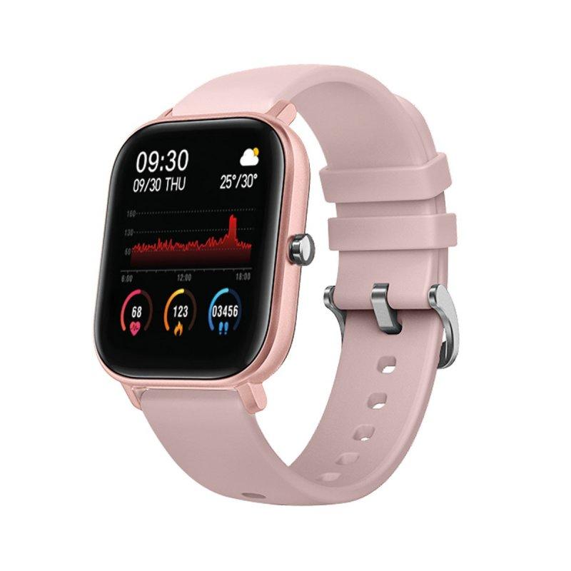 Smartwatch DCU Curved Glass Rosa