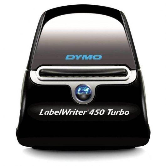 Impresora de Etiquetas Térmica Directa Dymo LabelWriter 450 Turbo USB