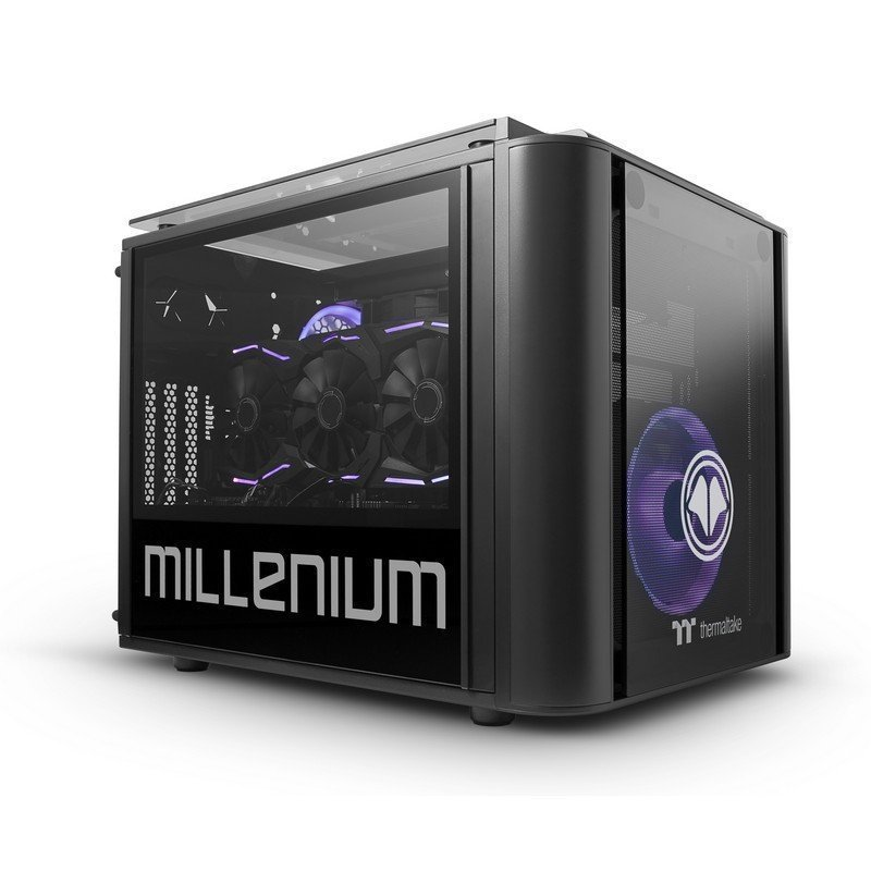 PC Millenium Machine 2 Mini KAYN Ryzen 9 3900 16GB 1TB+500GB SSD RTX 2060 Super