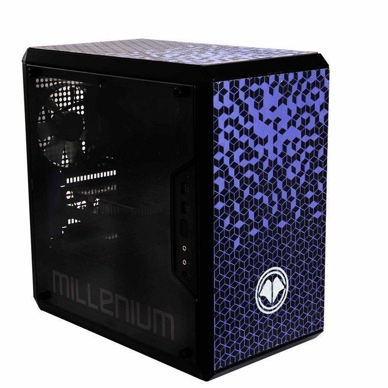 PC Millenium Machine 1 Mini Rakan Ryzen 5 5600X 16GB 1TB+240GB SSD RTX 3060 W10