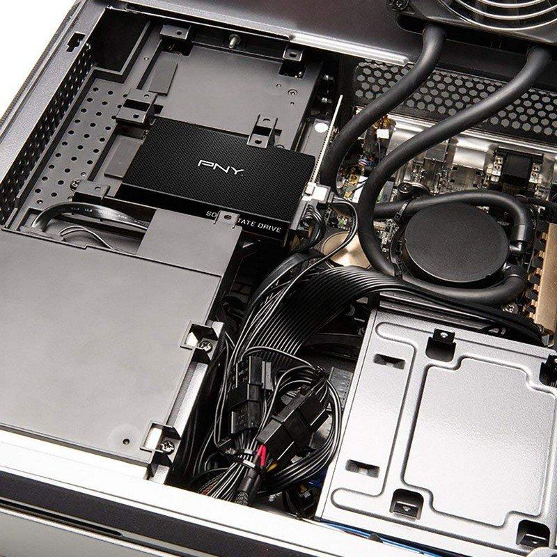 Disco Duro SSD SATA 3 960GB TLC PNY CS900 2.5\