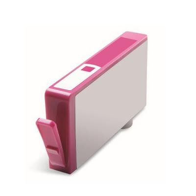 HP364XLM (Magenta) Compatible Ink Cartridge w/Chip