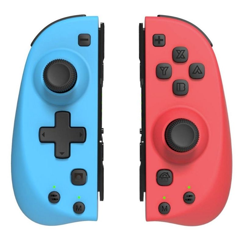 Nintendo Switch Mandos Inalámbricos Spirit of Gamer My Joy Plus Azul y Rojo