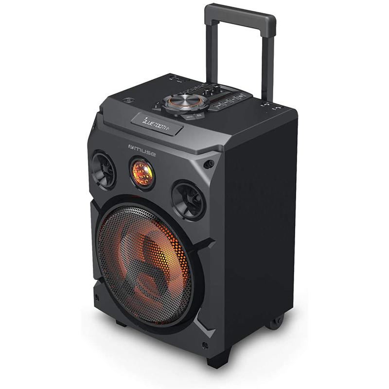 Altavoz Portátil Bluetooth  MUSE M-1915 DJ 150W