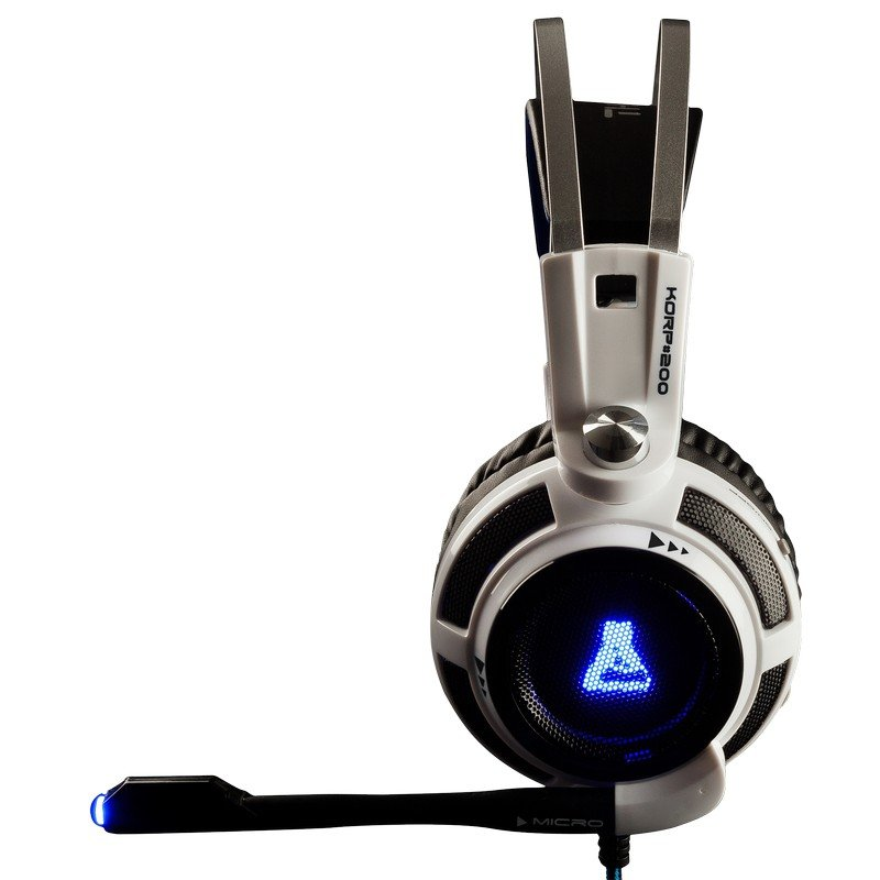 Auriculares Gaming The G-Lab Korp 200 Gris