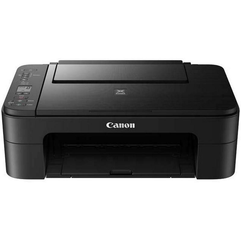 Impresora Multifuncion Canon TS3350 Wifi Negra