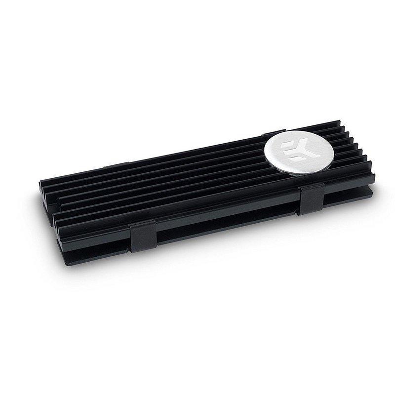Dispador para SSD M.2 NVMe EKWB EK-M.2 NVMe Heatsink Negro