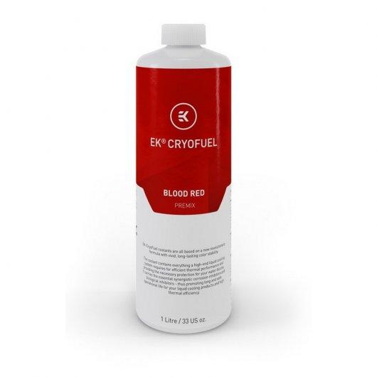 Refrigerante Liquido EKWB EK-CryoFuel 1L Blood Red