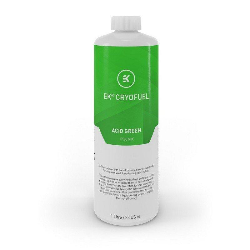 Líquido Refrigerante EKWB EK-CryoFuel Acid Green Premix 1000ml