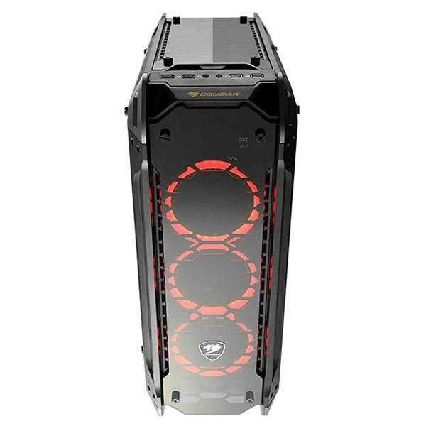 Caja PC ATX Cougar Panzer-G LED Cristal Templado
