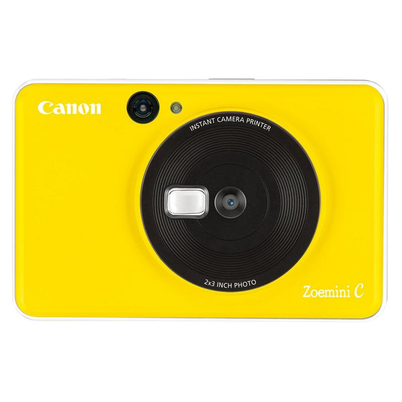 Canon Zoemini C Cámara Instantánea 5MP Amarillo