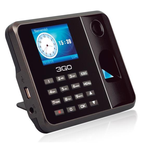 Lector Biométrico para Control de Presencia 3GO AS100