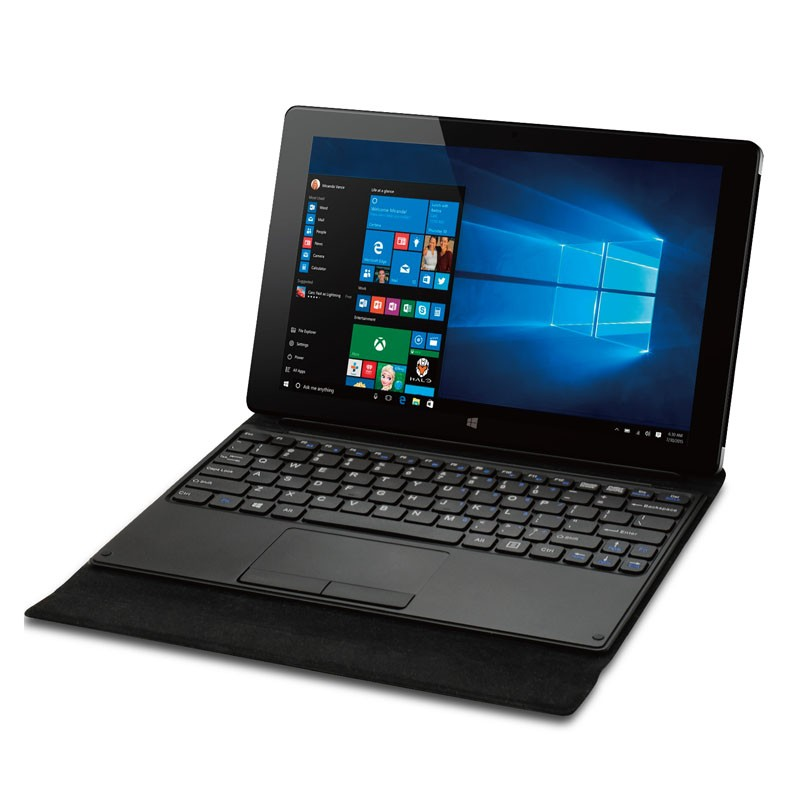 Tablet 10.1` 3go gt10w4 2gb 32gb windows 10 teclado